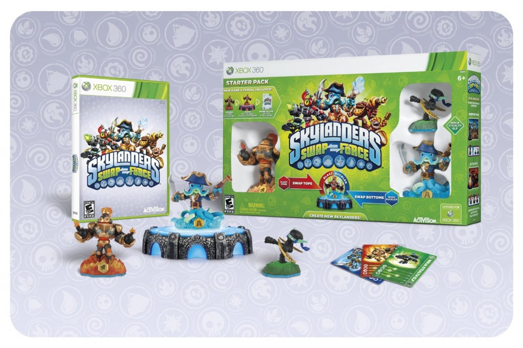 Skylanders Swapforce Kit