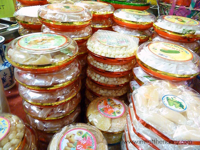 Dried candied fruit for Lunar New Year-I'm Not the Nanny