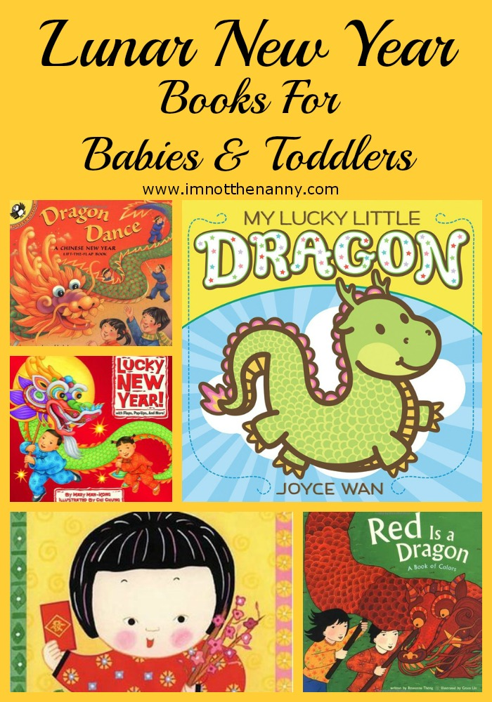 Lunar New Year Books for Babies and Toddlers