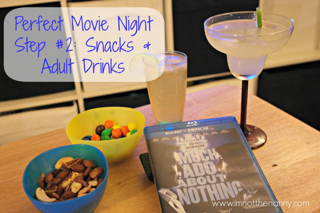 Perfect Movie Date at Home Step #2- I'm Not the Nanny #OneBuyForAll #shop #cbias