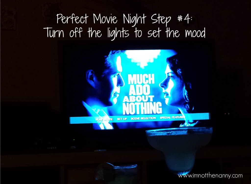 Perfect Movie Night Step 4-I'm Not the Nanny #OneBuyForAll #shop #cbias