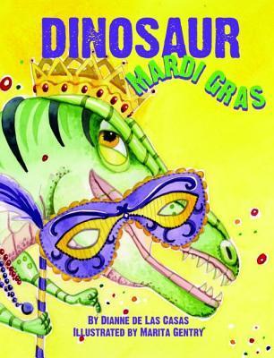 Dinosaur Mardi Gras by Dianne de Las Casas