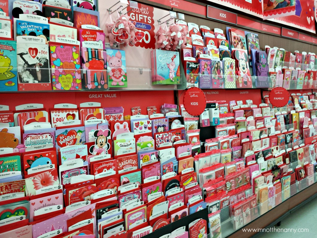 Send Valentines Day Love Mail with Hallmark Im Not the Nanny – Hallmark Valentine Cards