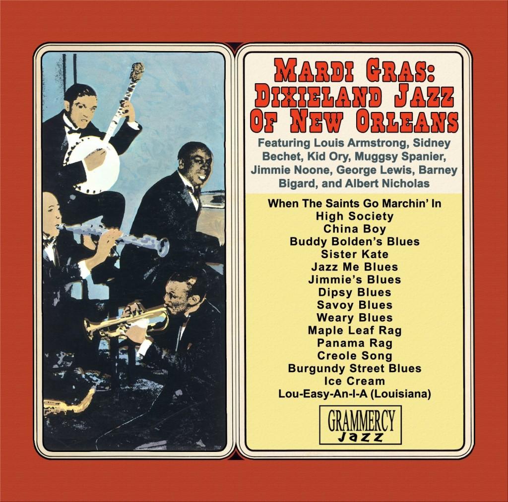 Mardi Gras Dixieland Jazz New Orleans
