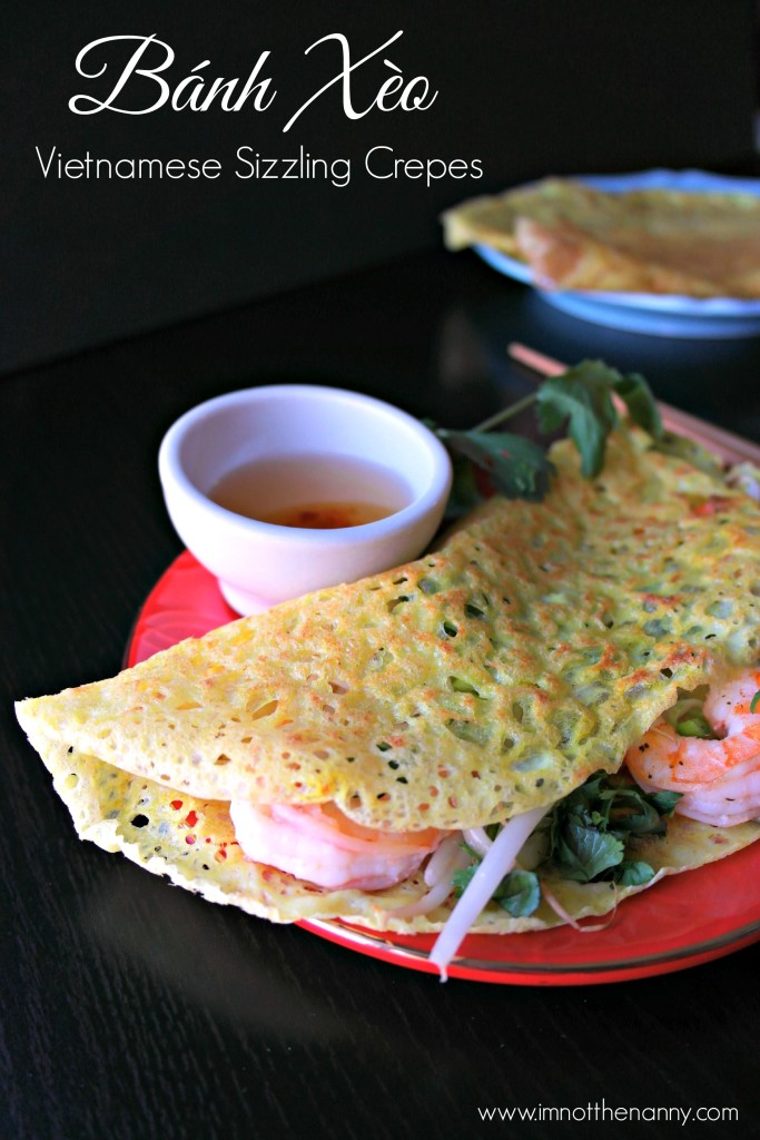 Bánh xèo Vietnamese Sizzling Crepes recipe-I'm Not the Nanny