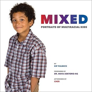 Mixed Portraits of Multiracial Kids by Kip Fulbeck