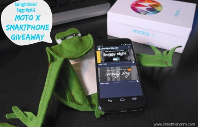 #BuggyNight Moto X Giveaway-I'm Not the Nanny #mymotox