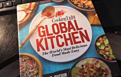 Cooking Light Global Kitchen Cookbook Review-I'm Not the Nanny