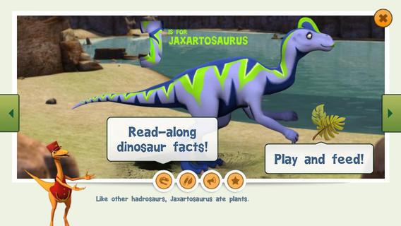 Dinosaur Train A-Z Educational Preschool App