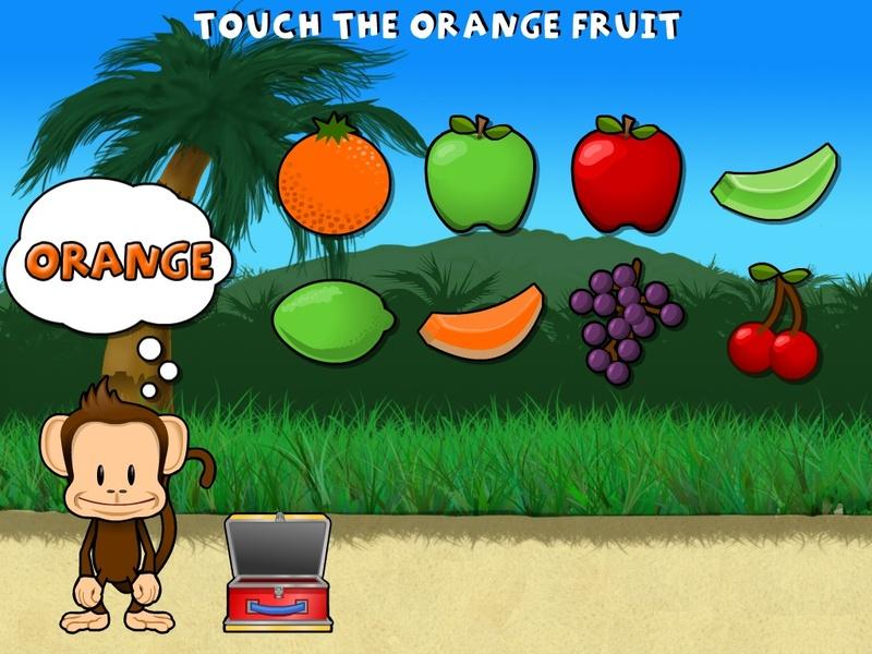 Monkey Preschool Lunchbox Educational Preschool App