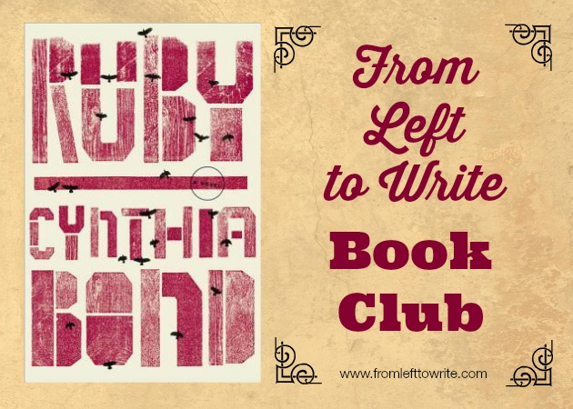 From-Left-to-Write-Ruby-by-Cynthia-Bond-Book-Club