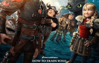 Win Passes to How to Train Your Dragon 2 Screening