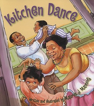 Kitchen Dance by Maurie J Manning
