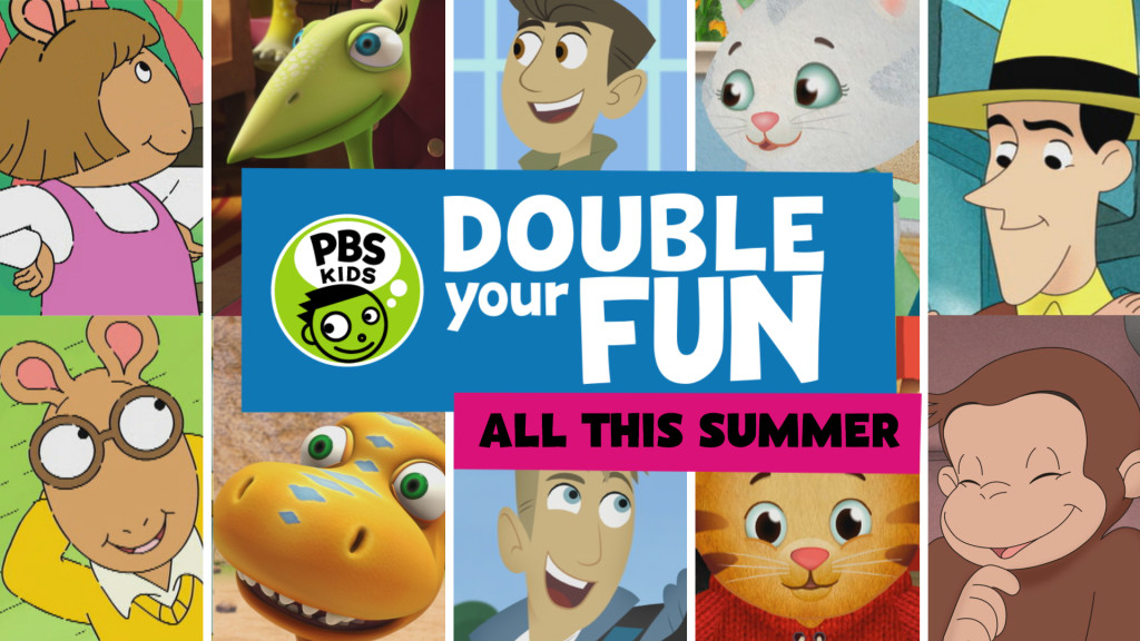 Free Summer Learning Resources from PBS Kids - I\'m Not the Nanny