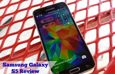 Samsung Galaxy S5 Review-I'm Not the Nanny