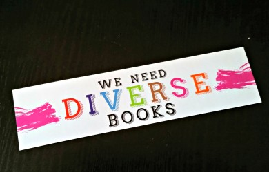 #WeNeedDiverseBooks BookCon Recap-I'm Not the Nanny