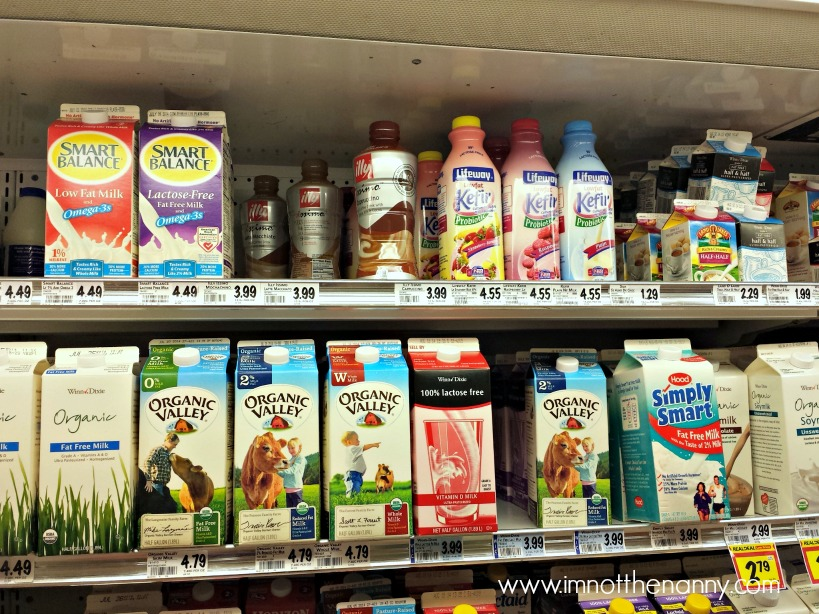 Lifeway Kefir at Winn-Dixie #shop #KefirCreations