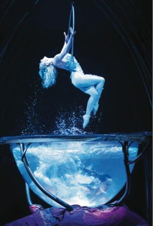 Cirque du Soleil Amaluna Moon Goddess