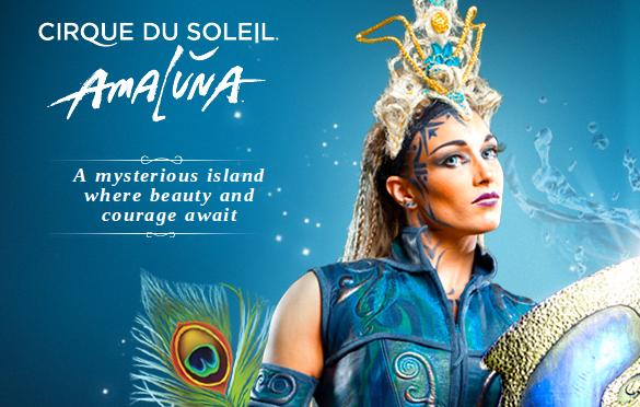 Cirque de Soleil: Amaluna in DC