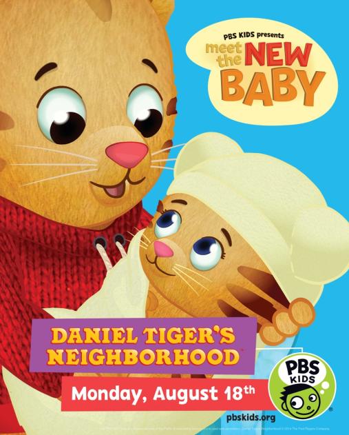 New PBS Kids Specials: Daniel Tiger\'s Neighborhood + Dinosaur Train ...