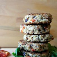Gluten-Free Tuna Quinoa Patties