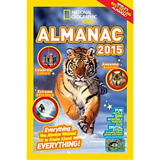 NatGeo Kids Almanac 2015