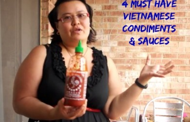4 Must Have Vietnamese Condiments & Sauces-I'm Not the Nanny