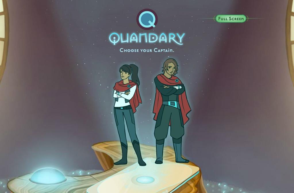 Quandary Game