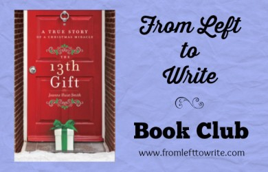 The 13th Gift Banner FL2W Book Club