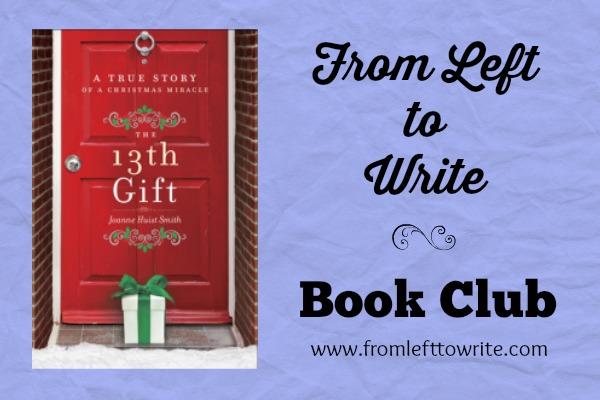 The 13th Gift Banner FL2W Book Club