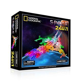 NatGeo LaserPegs Space