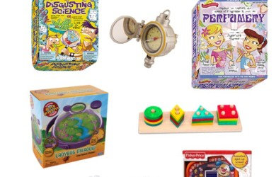 Top Educational Toys Under $25 at I'm Not the Nanny