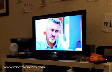 British Baking Show Paul Hollywood