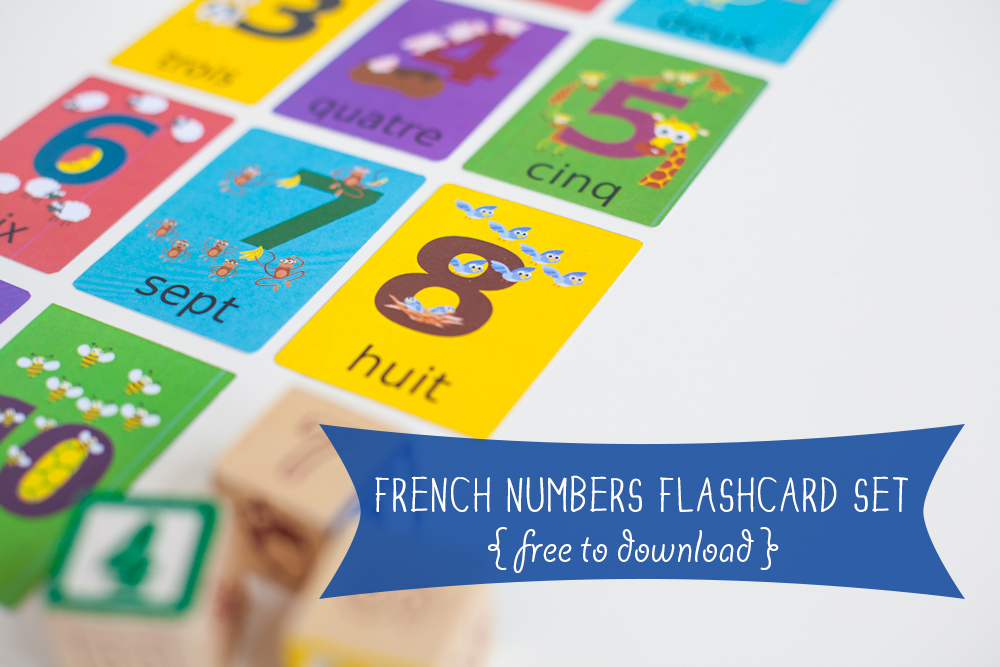 Gus on the Go Free Foreign Language Printables French