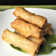 Vietnamese Chả Giò Egg Rolls via I'm Not the Nanny