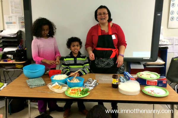 Vietnamese Spring Roll Culture Project