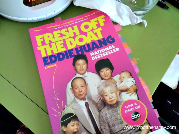 Fresh Off the Boat Book