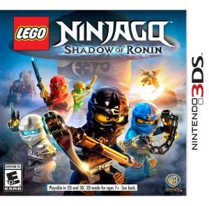 Lego Ninjago Shadow of Ronin 3DS Game
