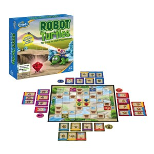 Robot Turtles from Think Fun