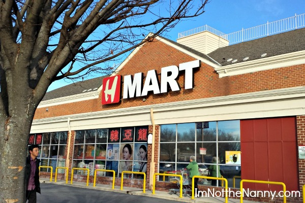 HMart Grocery Store