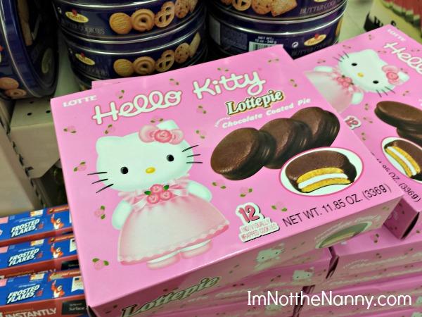 Hello Kitty Lottepie