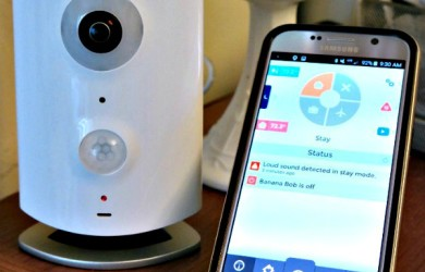 Piper nv Home Security System giveaway via I'm Not the Nanny