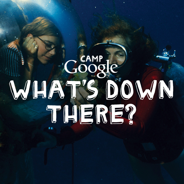 Camp Google Ocean Week: Free Virtual Summer Camp for Kids