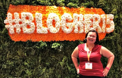 Thien-Kim at #BlogHer15