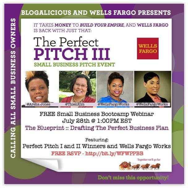 Wells Fargo Business Bootcamp Webinar