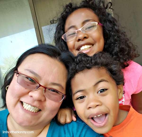 Selfie with Kids