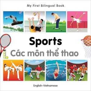 Sports English-Vietnamese Bilingual Book