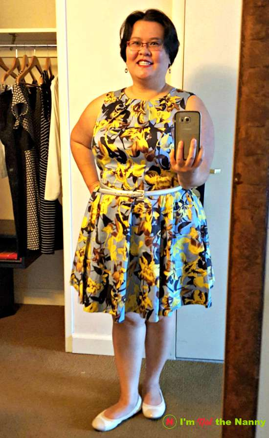 my modcloth stylish surprise plus size dresses i m not the nanny