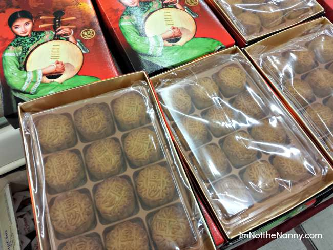 Mooncakes for Tet Trung Thu