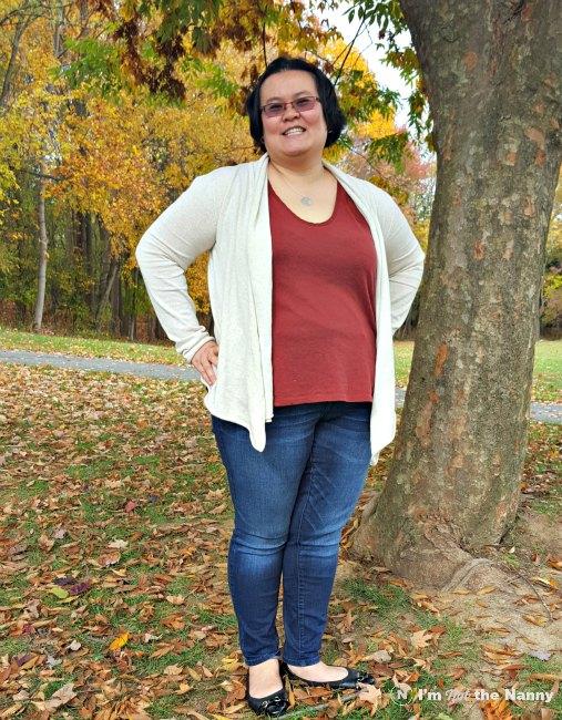 Plus Size Fashion prAna Sweater